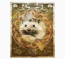 Cute Art Nouveau Hedgehog  Unisex T-Shirt