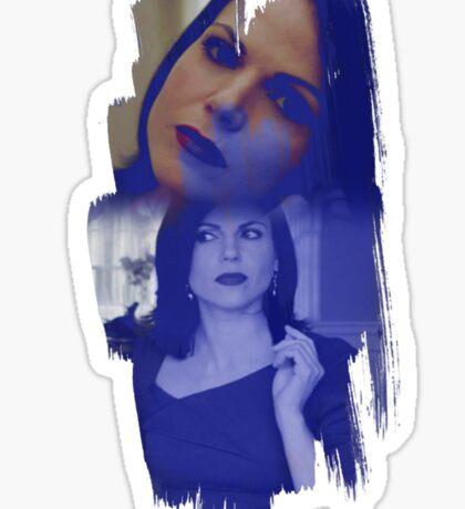 Regina Mills - brush effect Sticker
