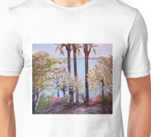 Burke's Cove in Spring Unisex T-Shirt