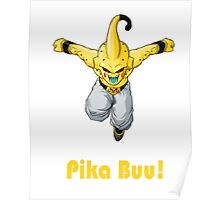 Pika Buu Poster