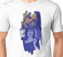 Regina Mills - brush effect Unisex T-Shirt