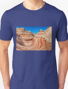 The Wave, North Coyote Buttes Unisex T-Shirt