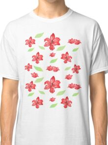 Lilienpracht - Blooming lilies Classic T-Shirt