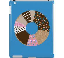 Doughnut Chart iPad Case/Skin
