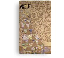 Gustav Klimt - Expectation - Klimt - Canvas Print