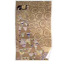 Gustav Klimt - Expectation - Klimt - Poster