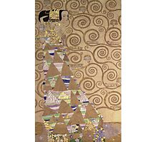 Gustav Klimt - Expectation - Klimt - Photographic Print