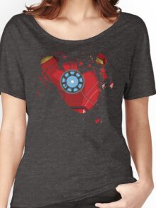 Ripped Reactor Women's Relaxed Fit T-Shirt