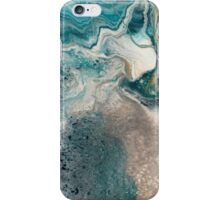 Sq3 Abstract Modern Painting iPhone Case/Skin