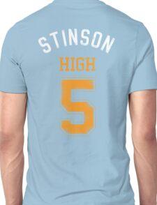 STINSON HIGH 5 (second version) Unisex T-Shirt