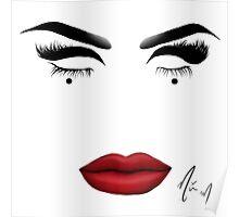 Naomi Smalls - Minimalist Queens Poster