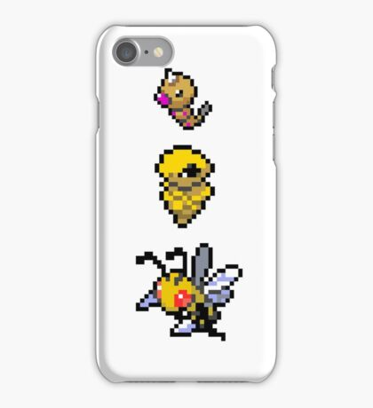 Beedrill Evolution iPhone Case/Skin