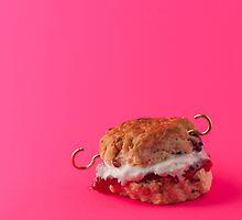 Hooked On Sugar; Scone by Alan Organ LRPS