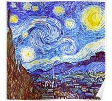 'The Starry Night' HDR Poster