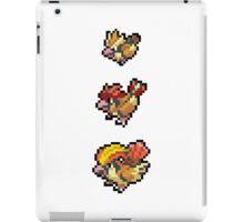 Pidgeot Evolution iPad Case/Skin