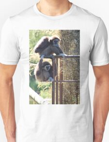 Monkeys animal print Unisex T-Shirt
