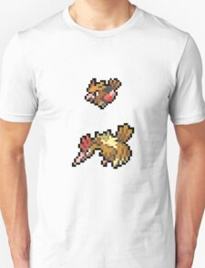 Fearow Evolution Unisex T-Shirt