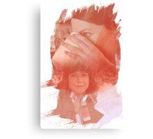Lorelai Gilmore - brush effect Canvas Print