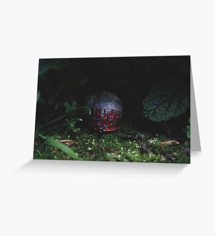 Miniature World #3 Greeting Card