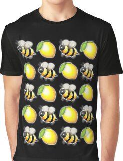 Bees&Lemons Graphic T-Shirt