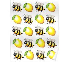 Bees&Lemons Poster