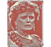 Blanche in Dismay iPad Case/Skin