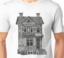Doll house drawing Unisex T-Shirt