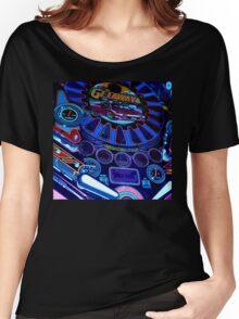 pinball fade Women's Relaxed Fit T-Shirt