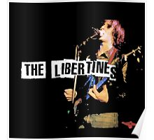 THE LIBERTINES Poster