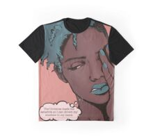 Universe's Tears Graphic T-Shirt