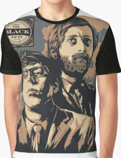 The Black Keys Graphic T-Shirt