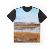 Distant Reflection | Orient, New York Graphic T-Shirt