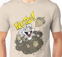 NUTS! Unisex T-Shirt