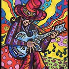 'GUITAR MAN'  by Jerry Kirk