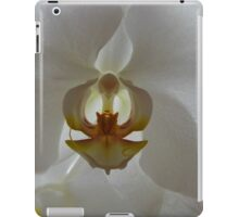 Backlit Orchid iPad Case/Skin