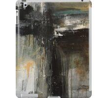Janeiro - Modern Abstract painting iPad Case/Skin