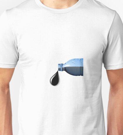 Water Bottles are Oil Unisex T-Shirt