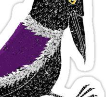 Upstart Crow Sticker