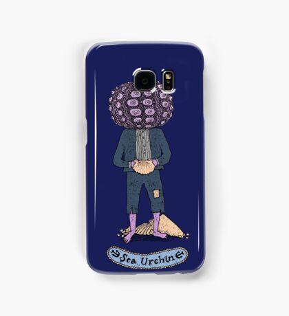 Sea Urchin Beach Boy Samsung Galaxy Case/Skin