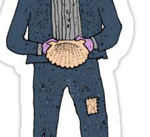 Sea Urchin Beach Boy Sticker