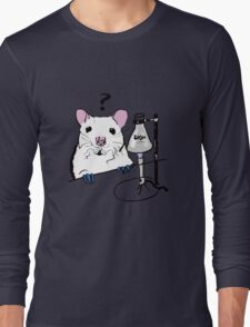 Chemistry Rat Long Sleeve T-Shirt