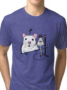 Chemistry Rat Tri-blend T-Shirt