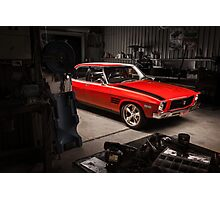 Chris Reece's Holden HQ SS Photographic Print