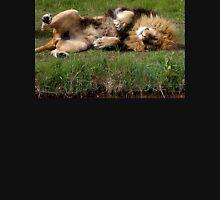 The Laziest Lion Unisex T-Shirt