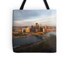 Daytime Pittsburgh Tote Bag