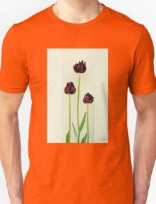 Parrot Tulips Unisex T-Shirt