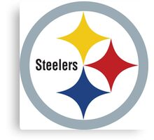 Steelers Symbol Canvas Print