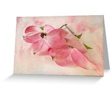 Delicate Dogwood Greeting Card