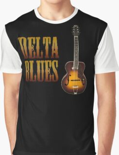 Delta Blues Graphic T-Shirt