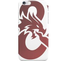 Dungeon and Dragons iPhone Case/Skin